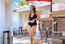 The Breathtaking Sight ofSunny Leone bikini