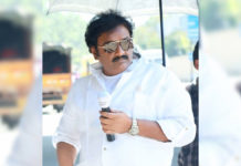 VV Vinayak to include crazy sequence for Mega Star's film