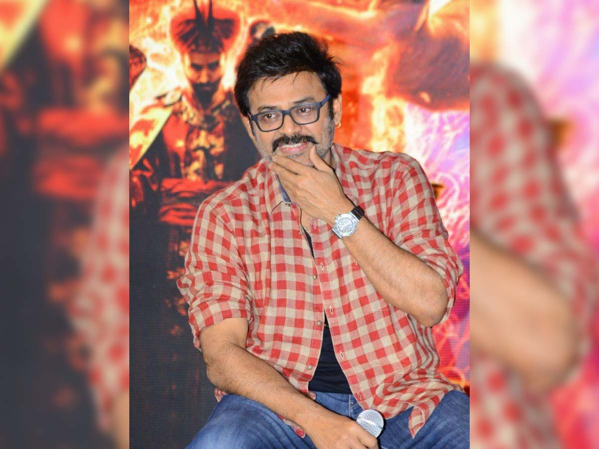 Venky now wants to start F3 soon!