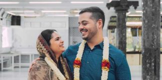 Vidyu Raman engaged to Fitness and Nutrition expert Sanjay