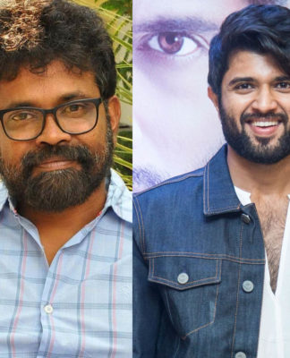Sukumar's next announced with Vijay Deverakonda