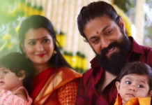 Yash and Radhika Pandit name their son Yatharv