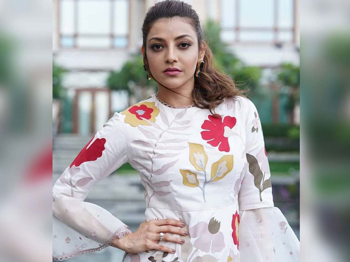 Acharya last commercial film for Kajal Aggarwal?