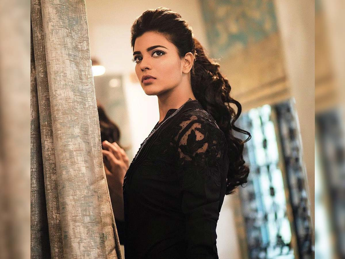 Aishwarya Rajesh in IAS Officer Sai Dharam Tej film