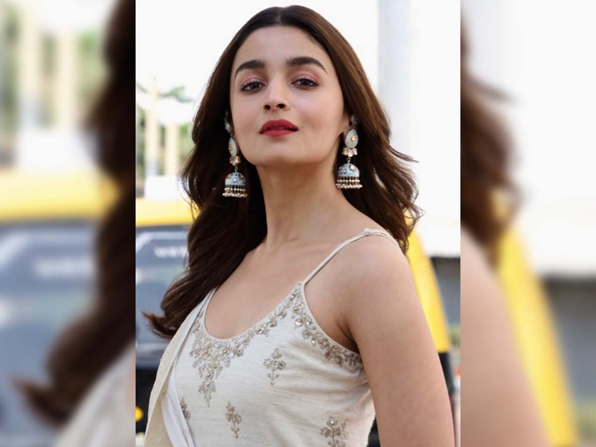 Alia Bhatt might join RRR next month