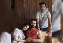 Andhadhun actor in serious relationship with a transgender