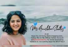 Anushka Shetty joins Twitter