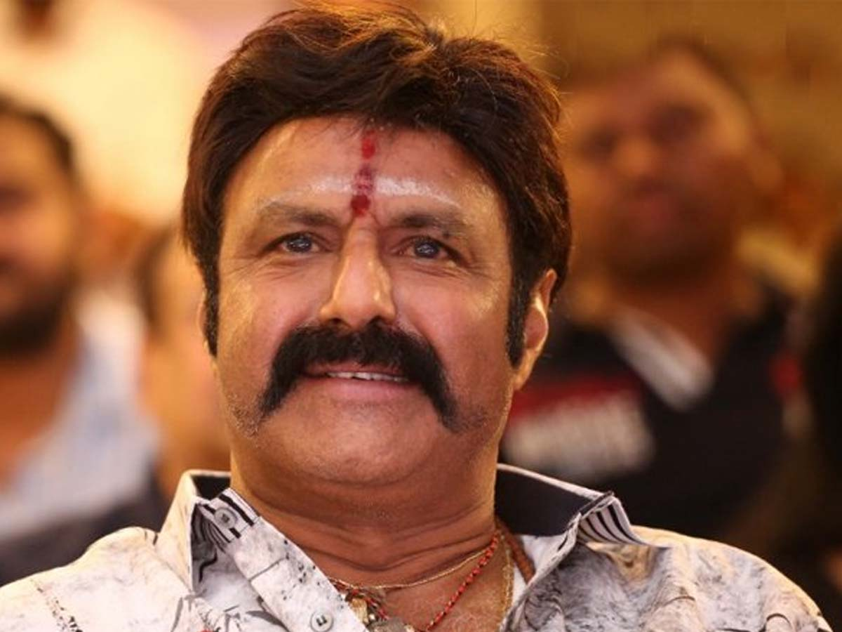 Balakrishna in historic role of Gona Ganna Reddy