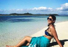 Beach bum Ileana D Cruz Wishful thinking