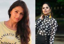 Bhumika Chawla in! Anasuya Bharadwaj out