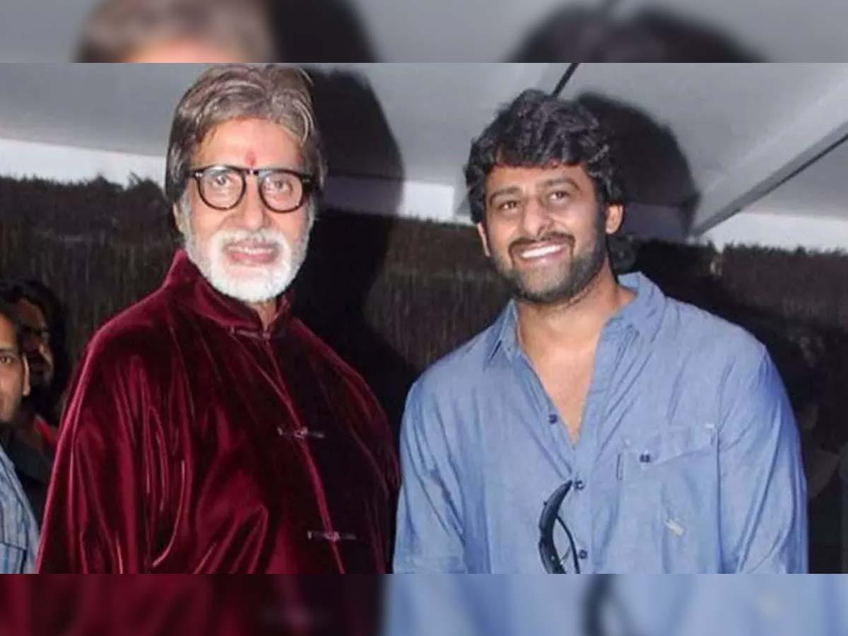 Fatty paycheck of Rs 25 Cr to Amitabh Bachchan for Prabhas film?