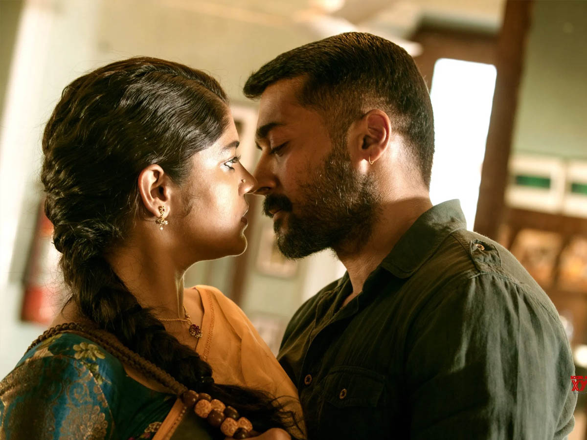Good news Suriya Soorarai Pottru gets NOC from IAF