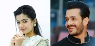 Has Rashmika Mandanna been roped in for Akhil's movie
