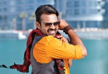 Interesting title locked in for Sai Dharam Tej's political drama