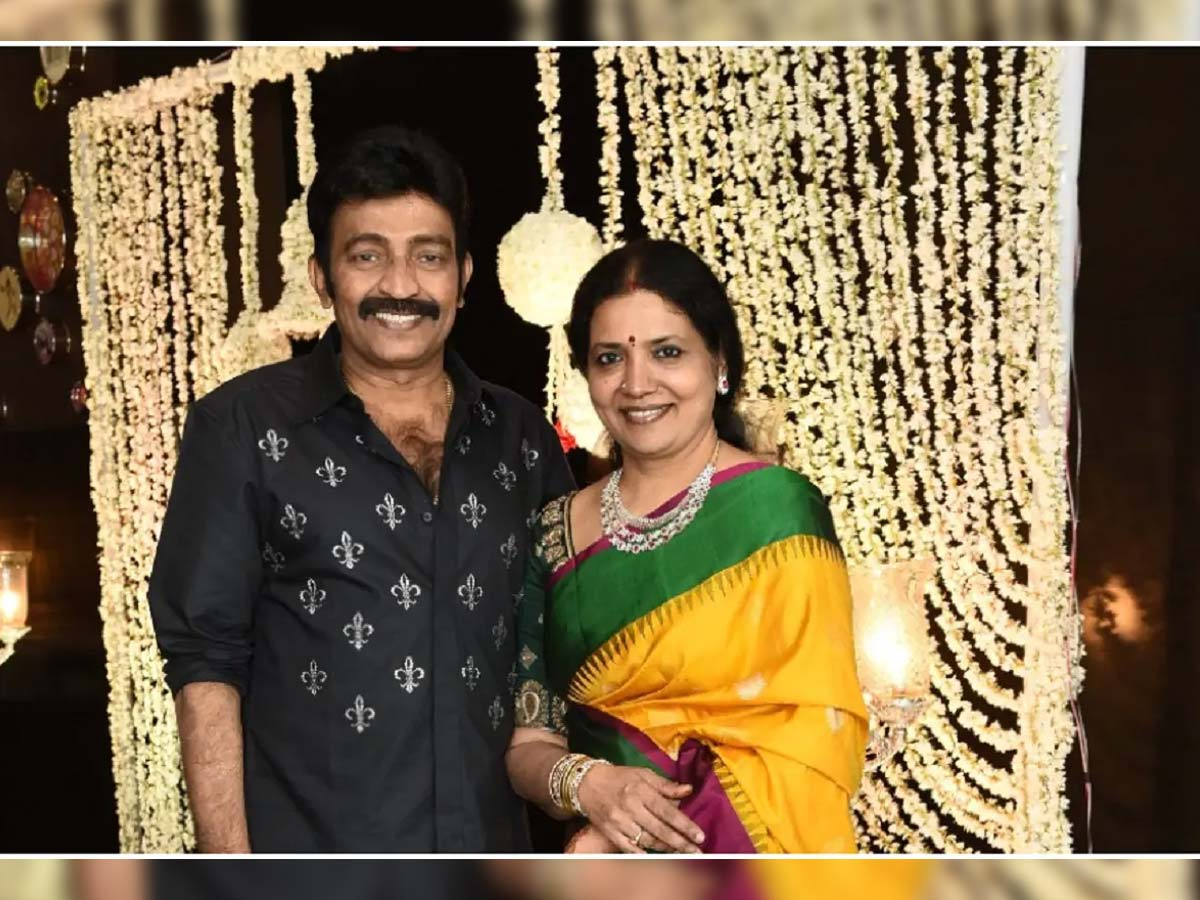 Jeevitha updates health status of Rajasekhar
