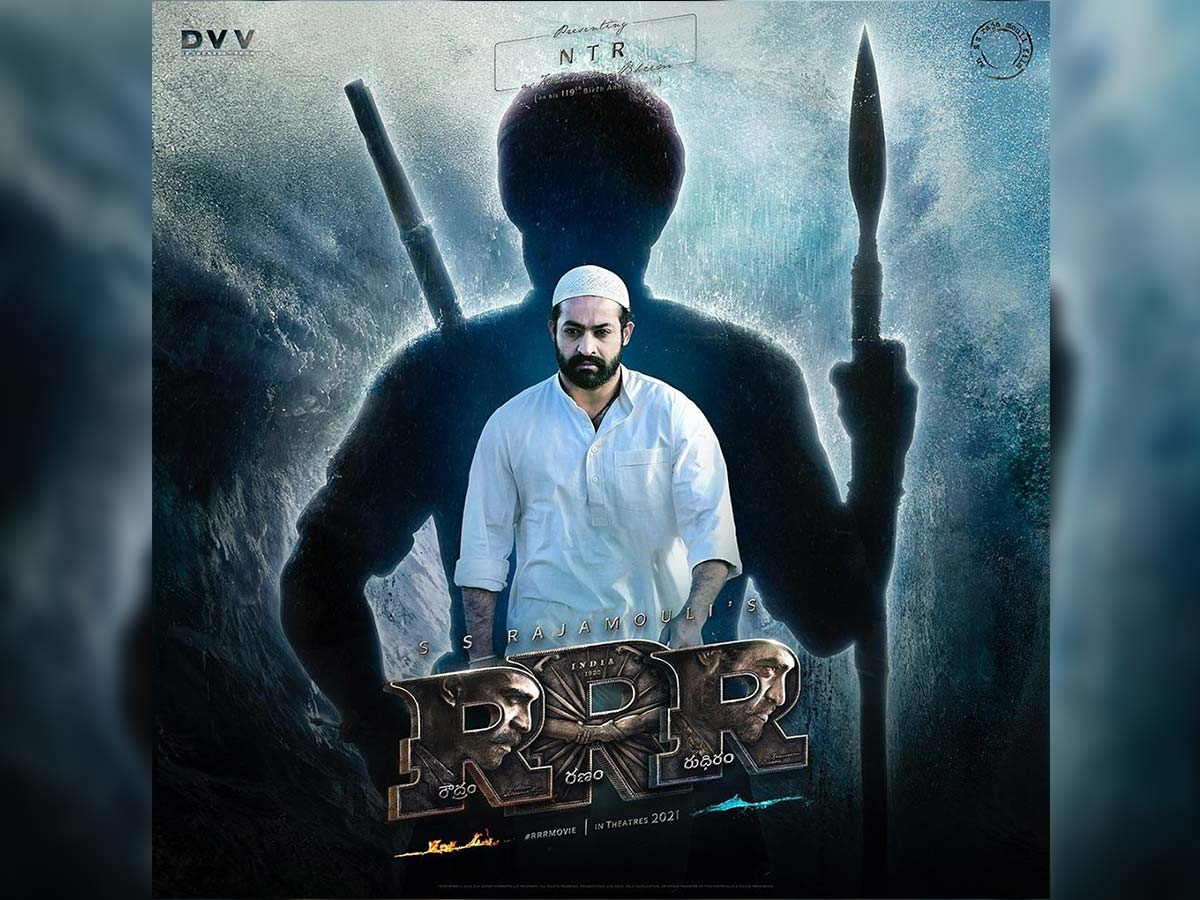 Jr NTR Muslim get up has no connection to Bheem story in RRR
