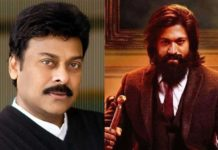 KGF crew not working for Chiranjeevi's next