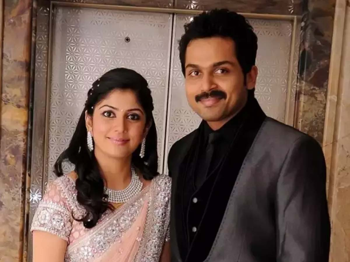 Karthi becomes father again, Ranjani delivers baby boy
