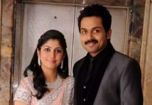Karthi wife Ranjani is pregnant