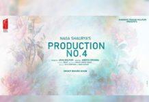 Naga Shaurya next with Aneesh Krishna