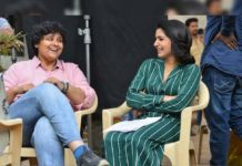Nandini Reddy comes into the picture for Samantha's horror thriller