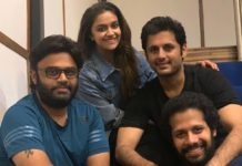 Nithiin's Rang De completes another schedule