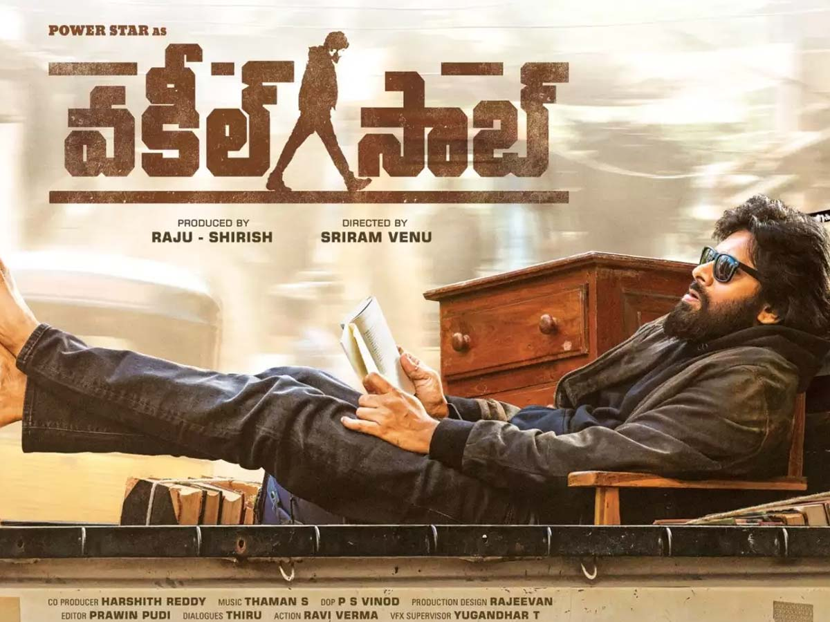 Pawan Kalyan allots 20 dates to finish all his portions of Vakeel Saab