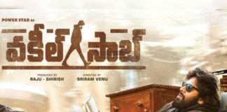 Pawan issues deadline for Vakeel Saab