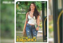 Pooja Hegde as Most Eligible Bachelor Vibha