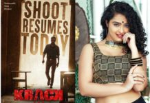 RGV girl joins Ravi Teja movie shoot
