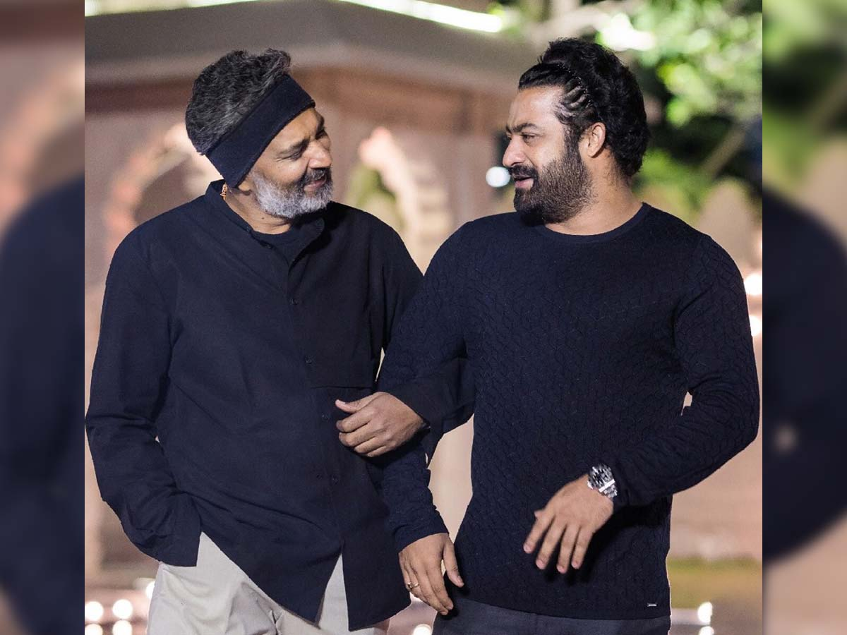 Rajamouli finishes the task: All teaser related scenes on Jr NTR completed