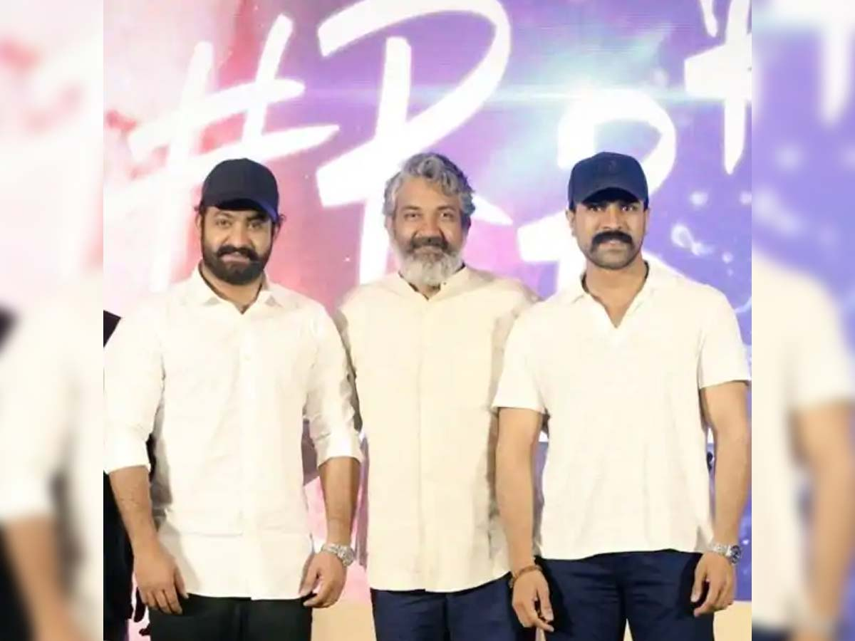 Rajamouli suggests idea of breaking RRR in two parts but Ram Charan, Jr NTR say NO