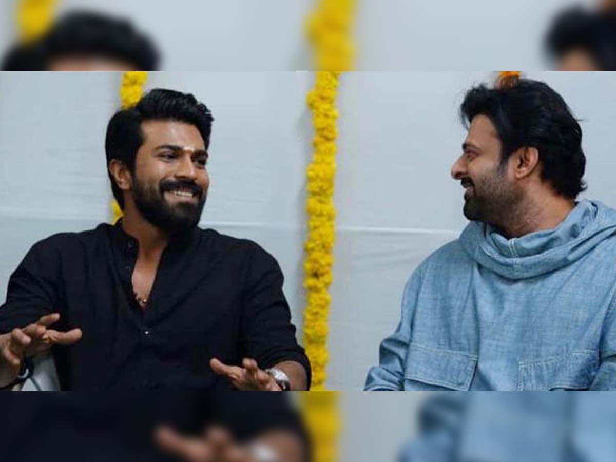 Ram Charan No to Prabhas offer?