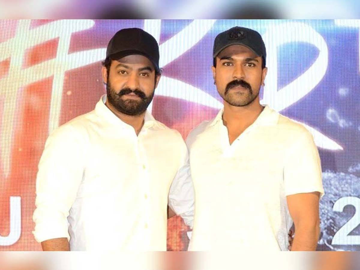 Ram Charan become Jr NTR voice in all languages: RRR