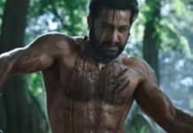 Ramaraju For Bheem teaser review: Jr NTR wild body