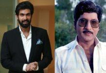 Rana Daggubati to play Sobhan Babu?