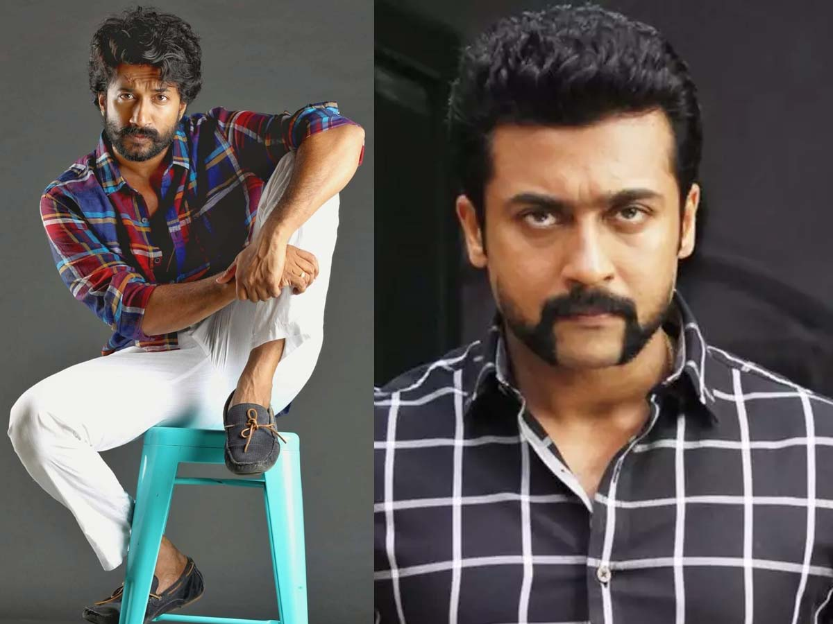 Satya Dev becomes Suriya Voice