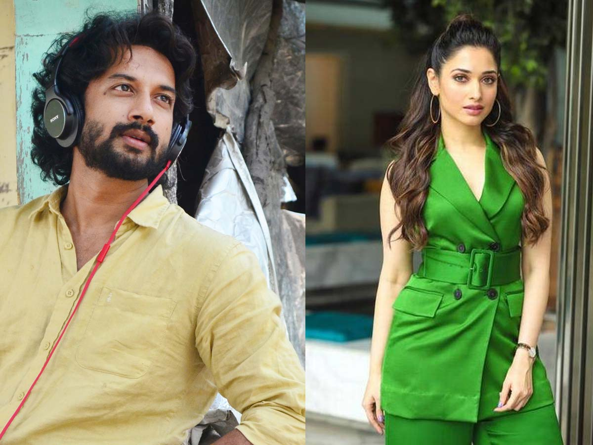 Satyadev clarifies rumor on Tamannah Bhatia