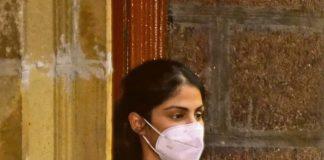 Special NDPS Court extends judicial custody of Rhea Chakraborty till 20th October