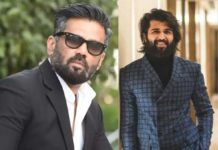 Suniel Shetty – Dad of Vijay Deverakonda in Fighter