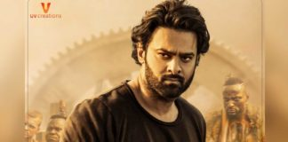 The Bad Boy is arriving! Saaho TV Premiere  on 18th October