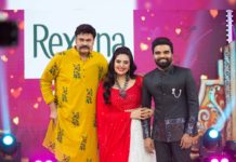 This Dussehra, celebrate festivity with Zee Telugu's 'Chi Pradeep Ki Chi La Sow Sreemukhi Namaskaristu Vrayunadi'