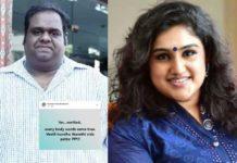 Vanitha Vijayakumar throws her third husband Peter Paul out of house?