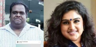 Vanitha Vijayakumar throws her third husband Peter Paul out of house?
