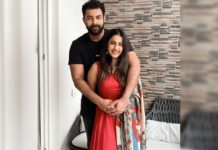 Varun Tej working on the location for Niharika wedding