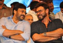 Venkatesh and Chiranjeevi postpone the shoot