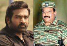 Vijay Sethuptahi to play LTTE Chief the late Velupillai Prabhakaran?