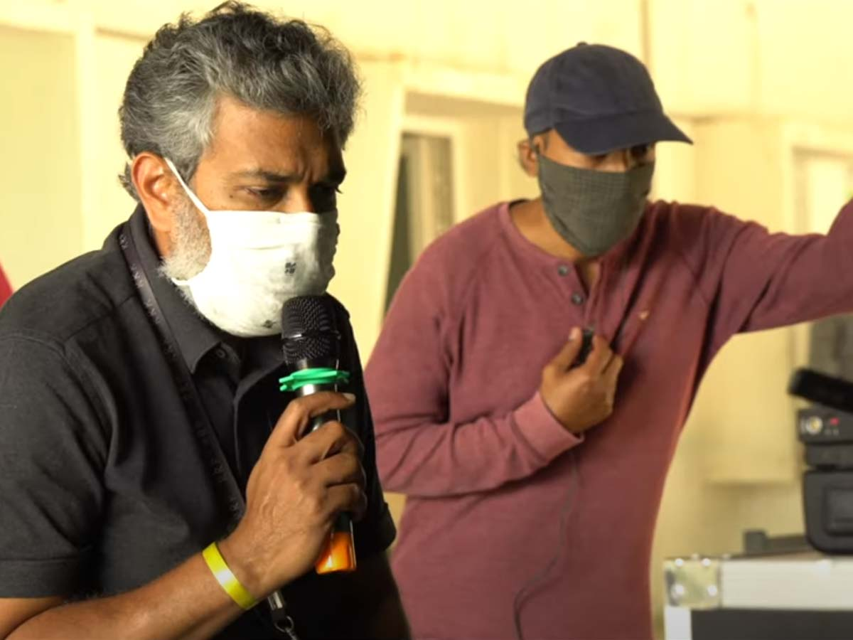 RRR update: Team back onto the sets with double the grit