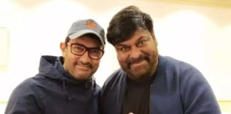 Aamir Khan & Chiranjeevi– Narrator for Rajamouli RRR
