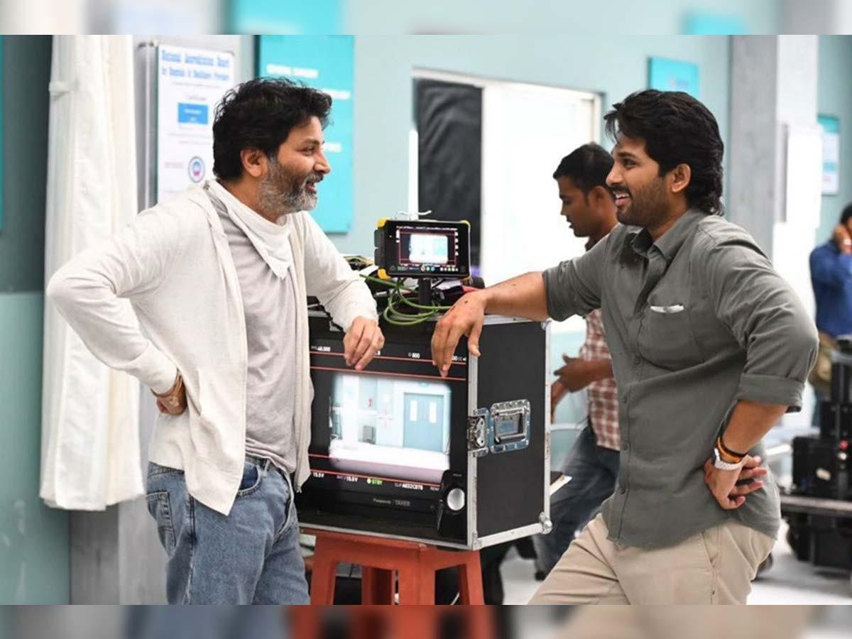 Allu Arjun and Trivikram together to work for Aha